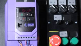 Invertek Optidrive E2 Guide Part 2 -  Basic Settings(How to change the basic settings on the Invertek |Optidrive E2 variable speed drive © 2013 Invertek Drives Ltd. All Rights Reserved Video Produced by ..., 2013-01-07T17:56:35.000Z)