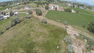 Buildable Land For Sale in Hooper Utah Ready to Subdivide