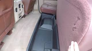 Keffer Right 1 Auto - Walkaround Review of 2013 Ford F250 Superduty King Ranch R04030