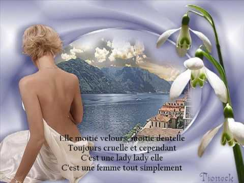 Didier Barbelivien Elle