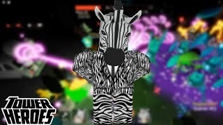 Tower Heroes (Grand Garage-A Quİck Look)- Roblox