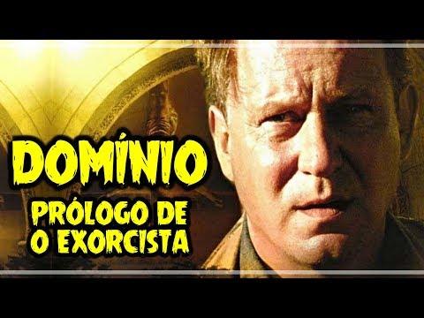 Trailer do filme Domínio: Prequela de O Exorcista