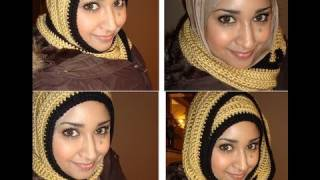 Trendy and Warm Winter Hijab Style Thumbnail