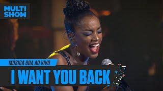 Baixar IZA | I Want You Back | Música Boa Ao Vivo | Música Multishow