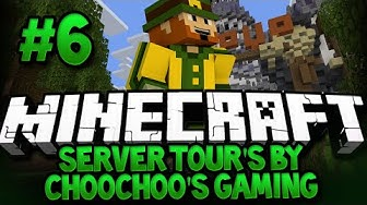 Minecraft Server tours by Choo Choo (play.sn-mc.net)