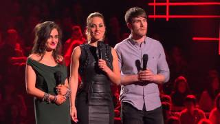 The Voice of Ireland Series 3 Battles - Kellie Lewis Vs Pauric McLoughlin