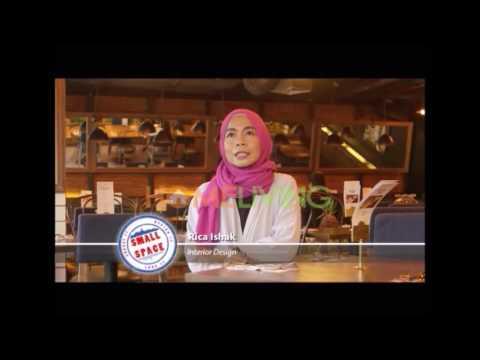 Dreamealk on MNC Homeliving talking about Mural and design cafe