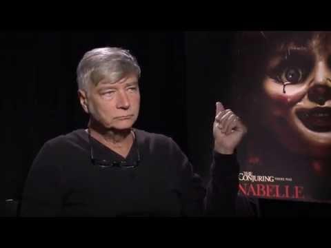 Annabelle - John R. Leonetti Interview - Official Warner Bros.