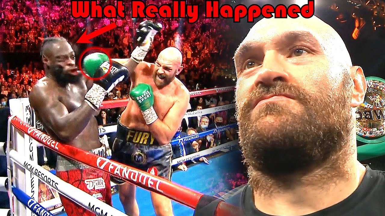 Download KNOCKOUT!!! What Really Happened (Tyson Fury vs Deontay Wilder 3)
