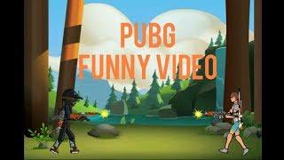 PUBG video de la animación. cm Alif. Dibujar dibujos animados 2.