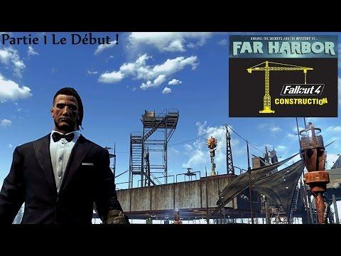 Fallout 4 -  Far Harbor - Construction Base Longfellow Full Power ! Partie 1#19
