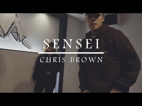chris brown - sensei // choreography by denny kim