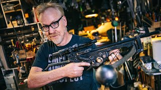 Adam Savage's One Day Builds: Chewbacca's Bowcaster!