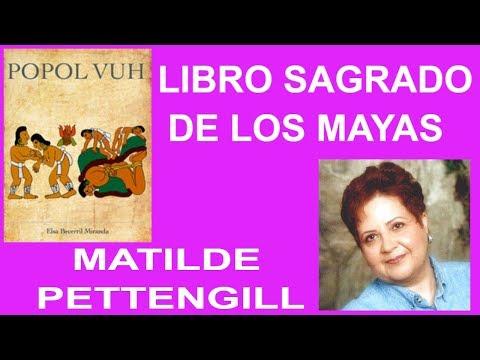 """Download libro sagrado de los mayas  🔴Popol Vuh, Parte 2"""" por Matilde Pettengill En vivo tv hyperdimensional"""