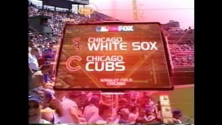 66 - White Sox at Cubs - Saturday, June 15, 2002 - 12:20pm CDT - FOX