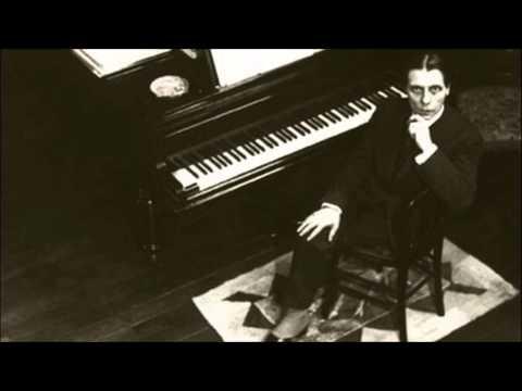 Schumann - Kreisleriana - Cortot 1935