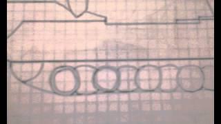 Как нарисовать танк E100(Это видео создано в редакторе слайд-шоу YouTube: http://www.youtube.com/upload., 2015-12-20T05:59:23.000Z)