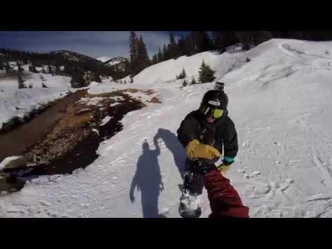 Silverton Mountain Colorado / Snowboarding / Skiing