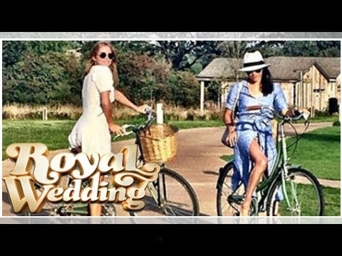 Royal Wedding   The invite-only health club recommended to Meghan by Millie Mackintosh
