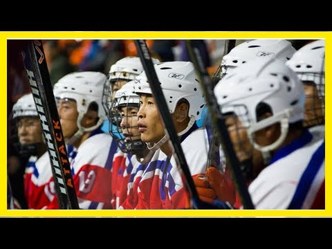 Box TV-Canadian filmmakers get a glimpse of North Korea through hockey