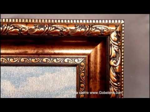Рама для картины из багета № 781-05 from luxury Gobelens
