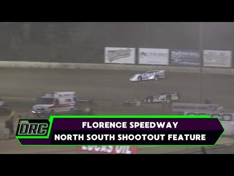 Florence Speedway | 8/10/17 | North South Shootout | Feature