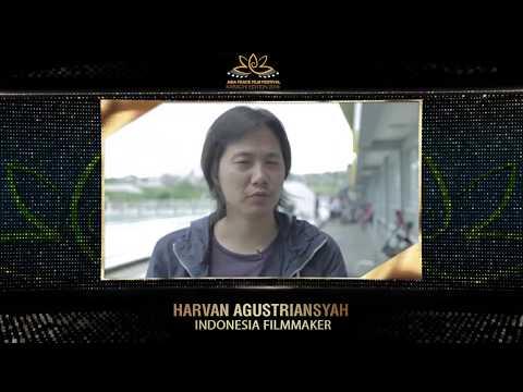 APFF testimonial - Harvan Agustriansyah Indonesian Filmmaker