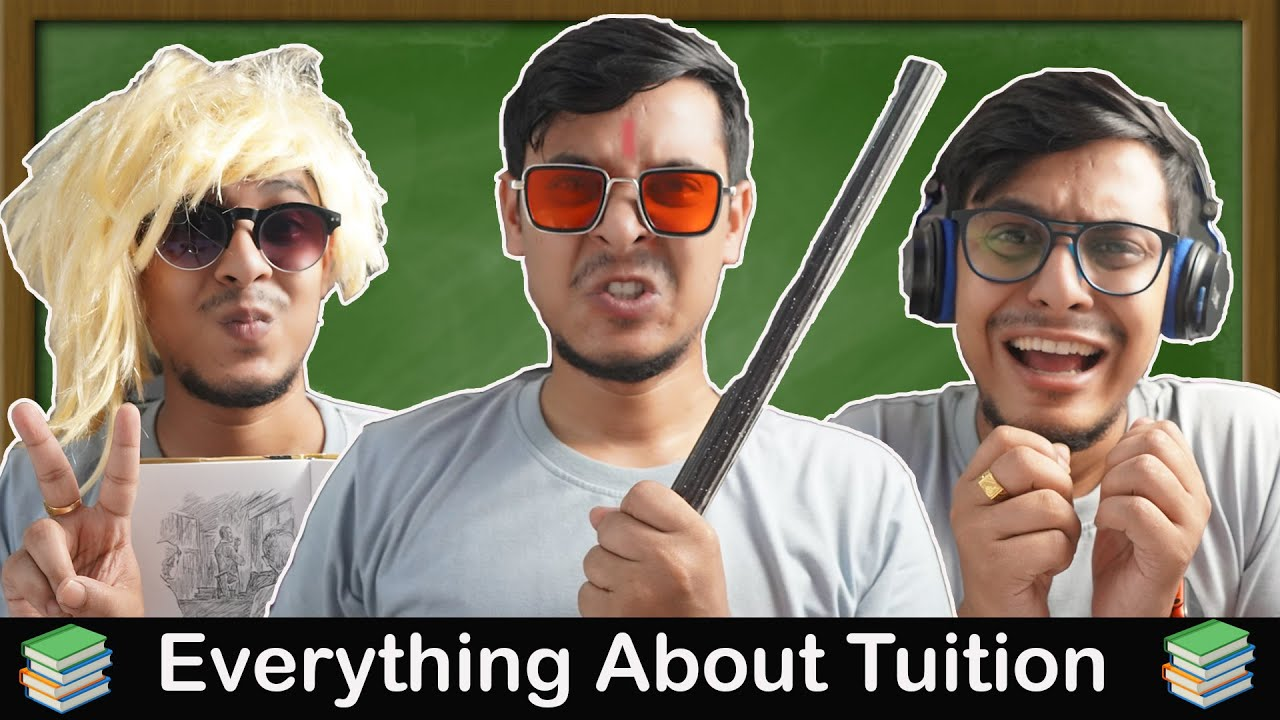 Everything About Tuition   Bong Guy er Jhuli Ep07   The Bong Guy