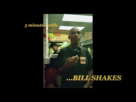 5 Minutes With... Bill Shakes (Blah Records)
