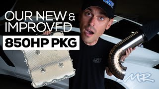 BEST TIME FOR THAT 850HP PACKAGE You've Been Waiting For!! Race Ported KONG, BIGGER Lid, Titanium!!