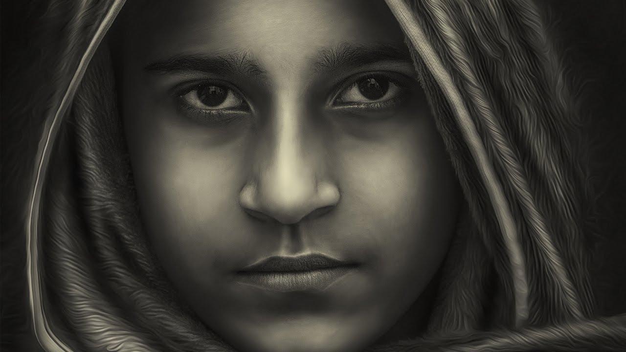 Portrait retouch lightroom photoshop photo editing tutorial youtube baditri Choice Image