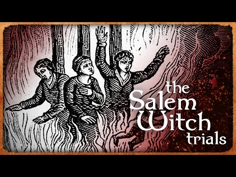 Salem Witch Trials Explained | Tales of Earth