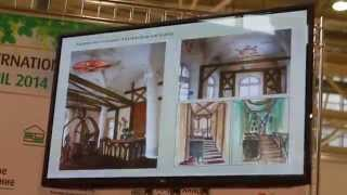Проект дома в стиле  Фахверк 7(, 2014-04-04T22:41:35.000Z)
