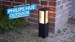 Philips Hue Outdoor - der tink Überblick