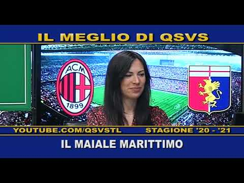 Download QSVS - IL MAIALE MARITTIMO - TELELOMBARDIA / TOP CALCIO 24