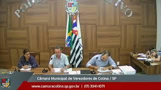 Câmara Municipal de Colina - 12ª Sessão Extraordinaria 02/12/2019