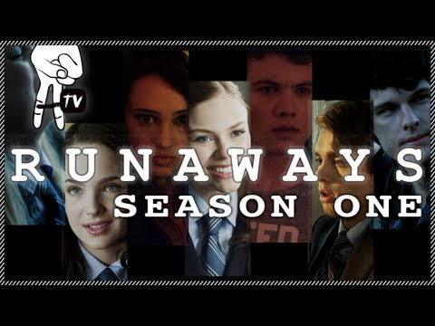 RUNAWAYS with Interactive Clues - Full Season 1