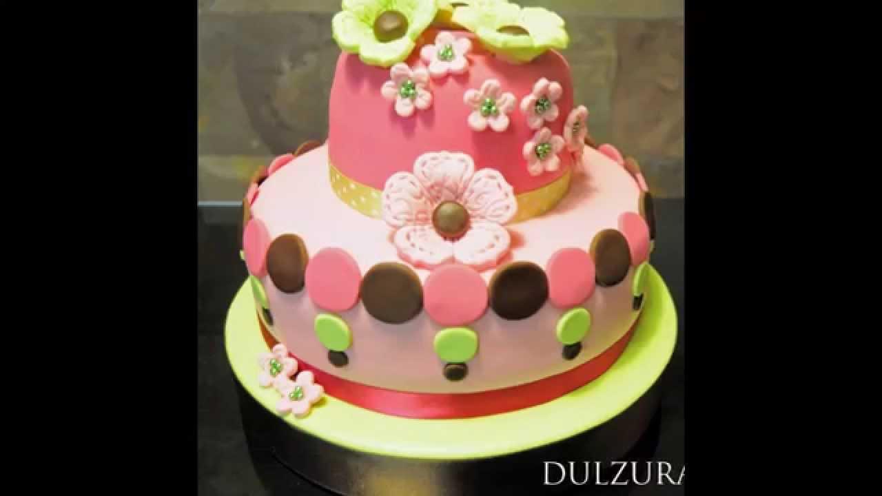 Imágenes Pasteles Bonitos Para Cumpleaños: Hermosos Pasteles Para Toda Ocación