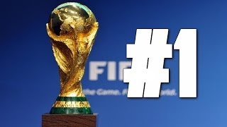Road to Fifa World Cup Finals Live Commentary