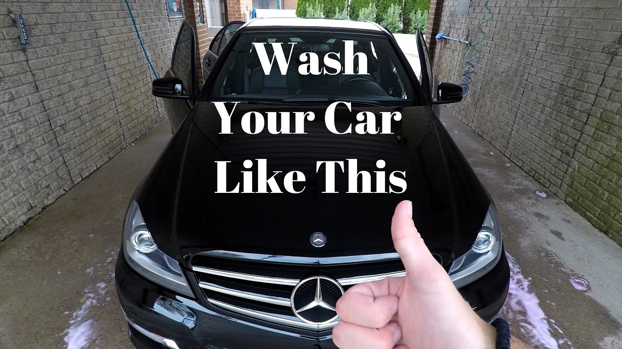 How to wash your car properly at self car wash youtube how to wash your car properly at self car wash solutioingenieria Gallery