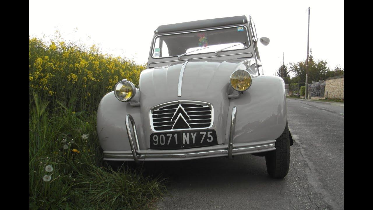 citroen 2cv aza 1963