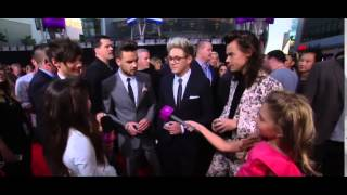 Sophia Grace And Rosie Meet One Direction