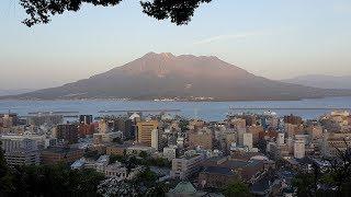 Kagoshima, la Napoli d'Oriente