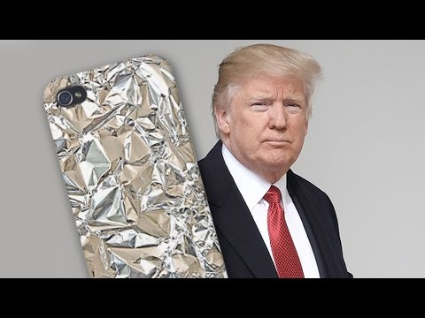 Donald Trump, Chinese Media, & Tin Foil Phones | China Uncensored