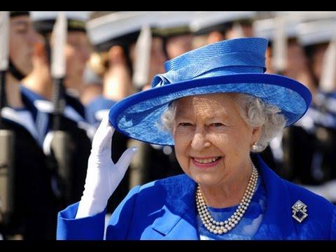 День в истории коронация Елизаветы II АНГЛОМАНИЯ