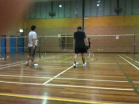 Castle hill badminton