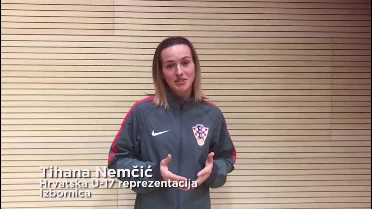 """Žene u nogometu: """"Slijedite svoje snove"""""""
