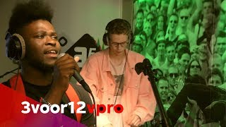 Lil MG Live at 3voor12 Radio