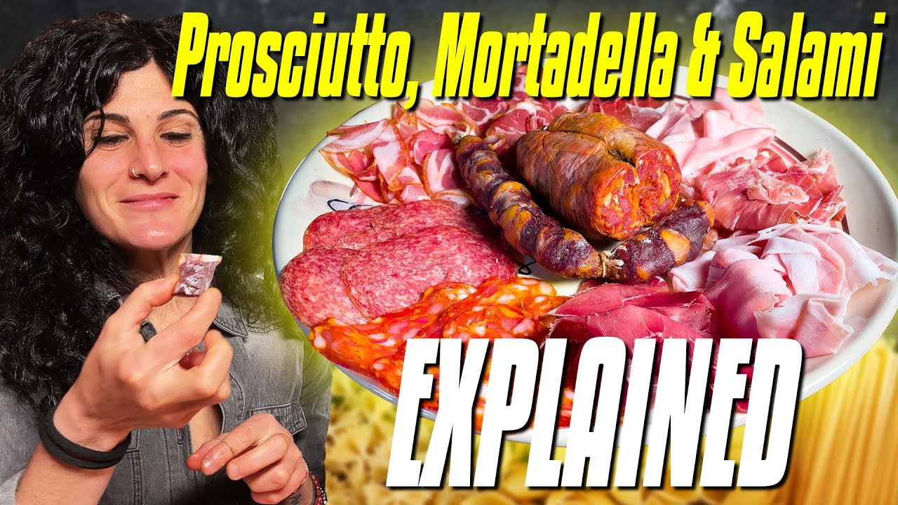 Download Italian Cold Cuts and Salami EXPLAINED