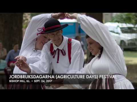 Bishop Hill Jordbruksdagarna Fest